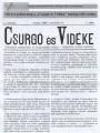 """120 éve jelent meg a """"Csurgó és Vidéke"""" hetilap első száma"""
